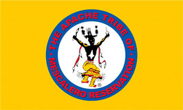 Mescalero Apache Flag