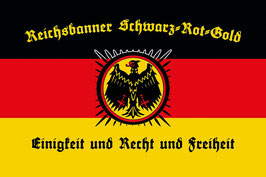 Reichsbanner Flag