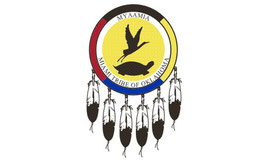 Miami Tribe of Oklahoma Flag