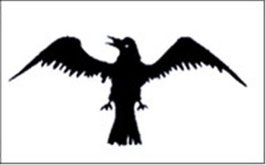 Viking Raven Flag