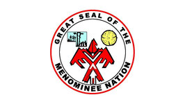 Menominee Indian Tribe of Wisconsin Flag
