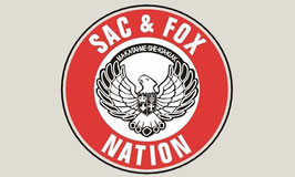 Sac & Fox Nation of Oklahoma Flag