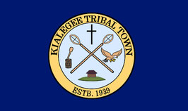 Kialegee Tribe Flag