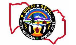 White Mountain Apache Tribe Flag