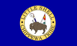 Little Shell Chippewa Tribe of Montana Flag