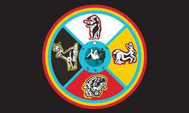 Sault Ste. Marie Chippewa Flag