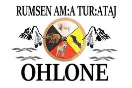 Ohlone Rumsen Tribe Flag