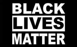 Black Lives Matter (BLM) Flag