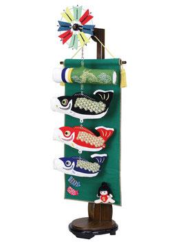 鯉飾り 金太郎 台付