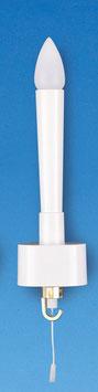 提灯用品:LEDローソク電池灯(吊り提灯用)