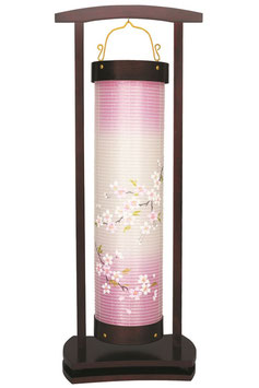 盆提灯:創作提灯 愁霊燈「光久 ワイン6号」