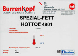 H.o.B-Spezial-Fett Hottol 4901 BIO