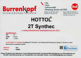 H.o.B-Hottol 2T Synthec