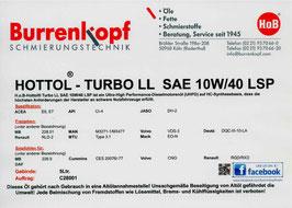 H.o.B-Hottol Turbo LL SAE 10W/40 LSP