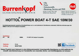 H.o.B-Hottol Power Boat 4-T SAE 10W/30