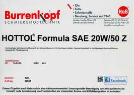 H.o.B-HOTTOL Formula SAE 20W/50 Z