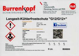 """H.o.B-Langzeit-Kühlerfrostschutz """"G12/G12+"""""""