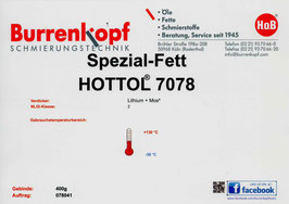 H.o.B-Spezial-Fett Hottol 7078