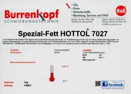 H.o.B-Spezial-Fett Hottol 7027