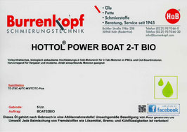 H.o.B-Hottol Power Boat 2-T BIO
