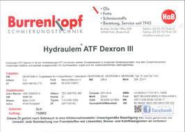 H.o.B-ATF Dexron III