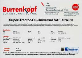 H.o.B-Super-Tractor-Oil Universal SAE 10W/30