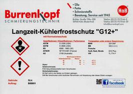 """H.o.B-Langzeit-Kühlerfrostschutz """"G12+"""""""