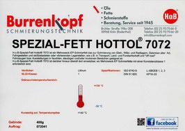H.o.B-Spezial-Fett Hottol 7072