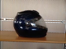 Casque BMW SportIntegral Bleu Avus