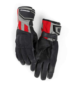 Gants GS Dry femme rouge - taille 7