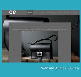 Website Audit / Review