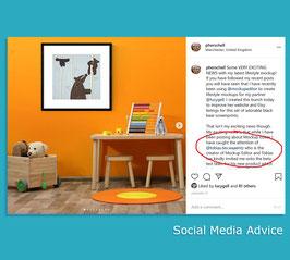 Social Media Audit / Review