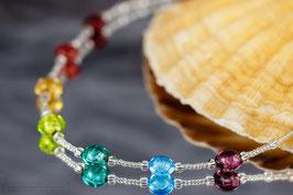 Collier Rialto Regenbogen Perle