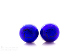 Ohrstecker Michelle kobaltblau
