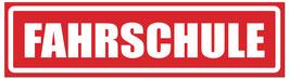 """Kfz-Magnetschild """"Fahrschule"""""""