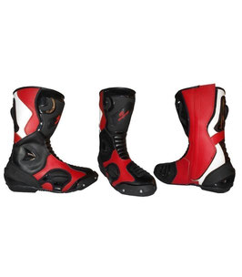 Race Stiefel Malcor Rot