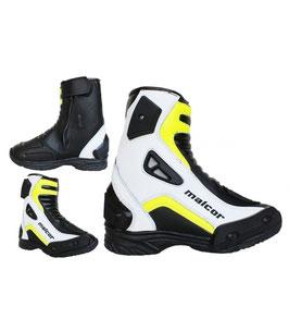 Pocketbike Schuhe Malcor