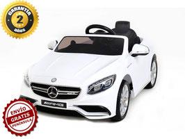 Elektroauto Mercedes AMG S63        mit/und  Fernbedienung