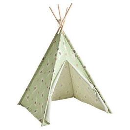 Tipi's (groen) per pakketpost vrijdag t/m zondag week 17