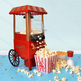 Huur popcornmachine inclusief popcornmais