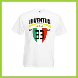 T-shirt Juventus campione d'Italia 2015