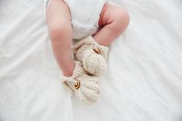 all season - baby shoes, pretzel