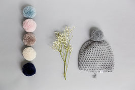 winter - bobble cap