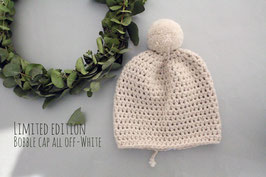 winter - bobble cap - limited edition