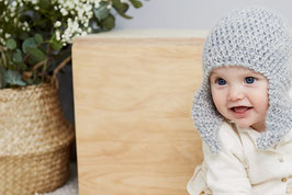 winter - bunny cap