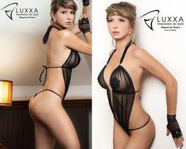 Luxxa Body (Tüll-Body) Linie Love Noir