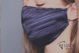 Luxxa Mund-Nasen Maske schwarz
