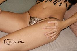Lola Luna Ouvert String SAHARA Open