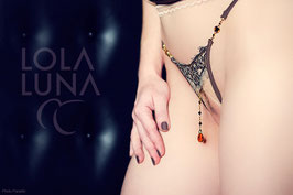 Lola Luna Ouvert String NATACHA Open