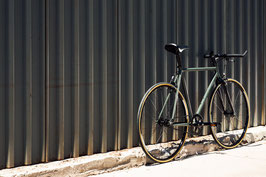State Bicycle Army Green